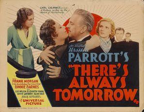 There's Always Tomorrow - Movie Poster (thumbnail)