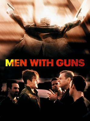 Men with Guns - Canadian Movie Cover (thumbnail)