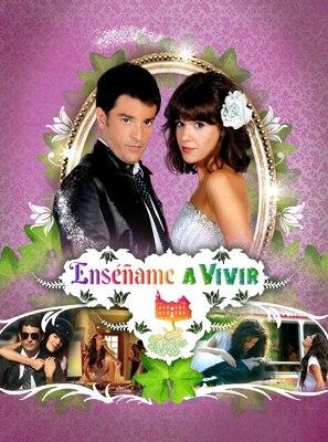 """Enséñame a vivir"" - Argentinian Movie Poster (thumbnail)"