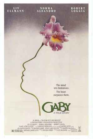 Gaby: A True Story - Movie Poster (thumbnail)