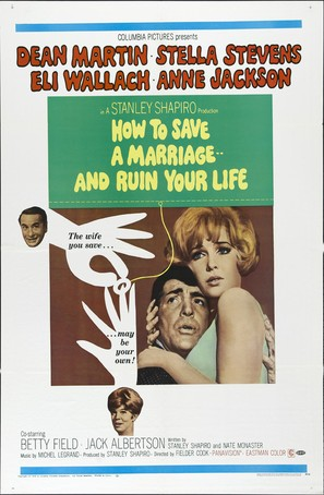 How to Save a Marriage and Ruin Your Life - Movie Poster (thumbnail)