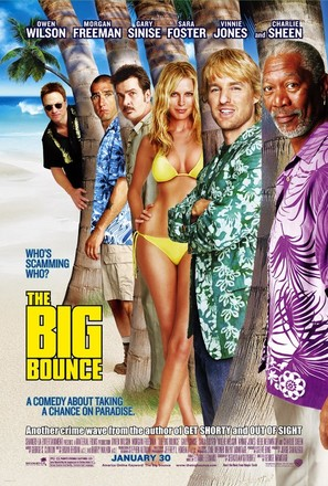 The Big Bounce - Movie Poster (thumbnail)