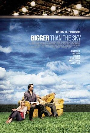 Bigger Than the Sky - poster (thumbnail)
