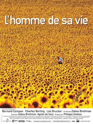 L'homme de sa vie - French Movie Poster (thumbnail)
