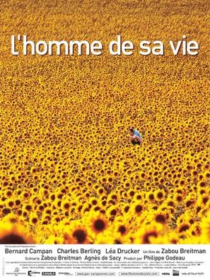 L'homme de sa vie - French Movie Poster (thumbnail)