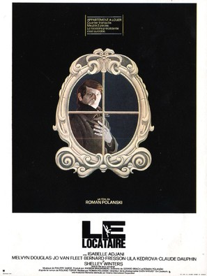 Le locataire - French Movie Poster (thumbnail)
