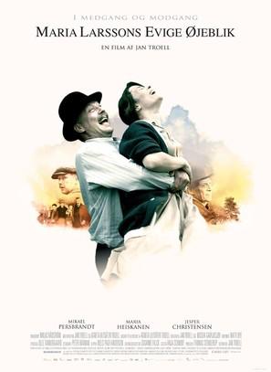 Maria Larssons eviga ögonblick - Danish Movie Poster (thumbnail)