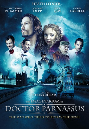 The Imaginarium of Doctor Parnassus - Movie Poster (thumbnail)