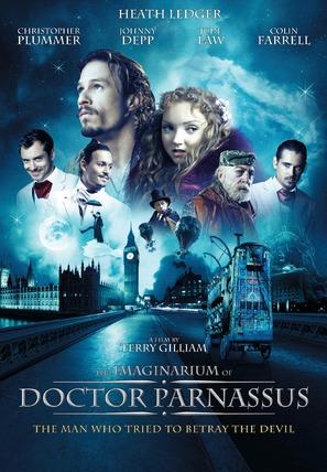 The Imaginarium of Doctor Parnassus - Movie Poster (thumbnail)