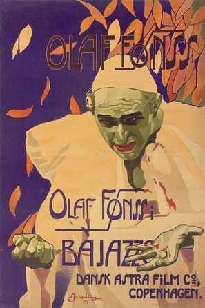 Bajadser - Danish Movie Poster (thumbnail)