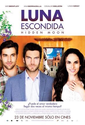 Hidden Moon - Mexican Movie Poster (thumbnail)