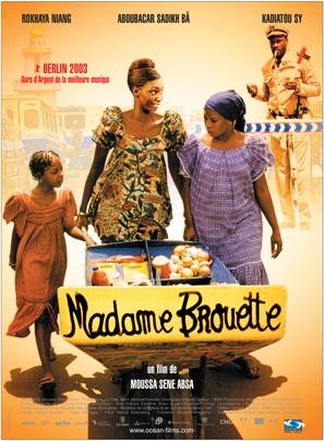 Extraordinaire destin de Madame Brouette, L' - French poster (thumbnail)