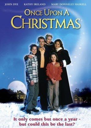 Once Upon a Christmas - DVD cover (thumbnail)