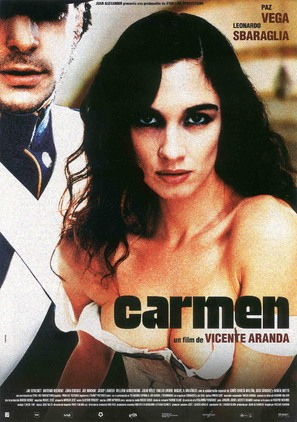 Carmen - Spanish Movie Poster (thumbnail)
