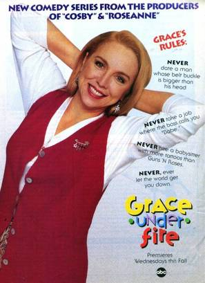 """""""Grace Under Fire"""" - Movie Poster (thumbnail)"""