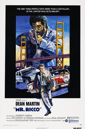 Mr. Ricco - Movie Poster (thumbnail)