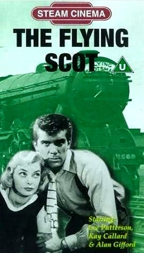 The Flying Scot - British VHS cover (thumbnail)