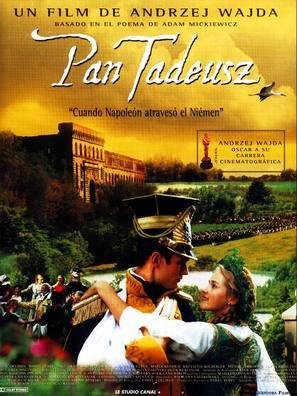 Pan Tadeusz - Spanish Movie Poster (thumbnail)