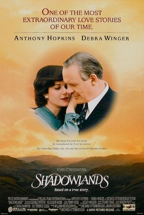 Shadowlands - Movie Poster (thumbnail)