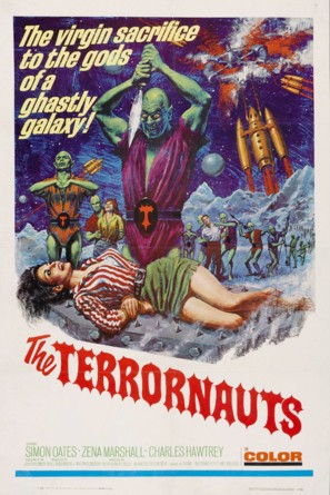 The Terrornauts - Movie Poster (thumbnail)