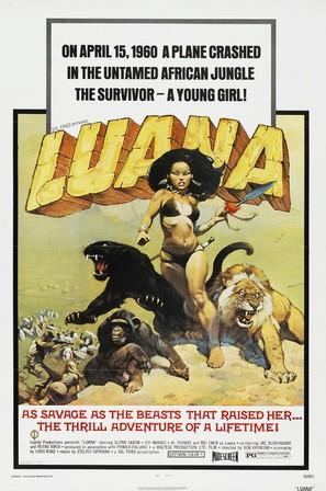 Luana la figlia delle foresta vergine - Movie Poster (thumbnail)