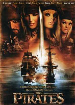 Pirates - DVD cover (thumbnail)