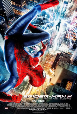 The Amazing Spider-Man 2 - Movie Poster (thumbnail)