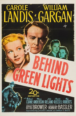 Behind Green Lights - Movie Poster (thumbnail)