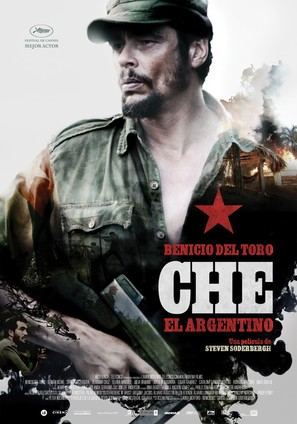 Che: Part One - Spanish Movie Poster (thumbnail)
