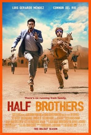 Half Brothers - Movie Poster (thumbnail)
