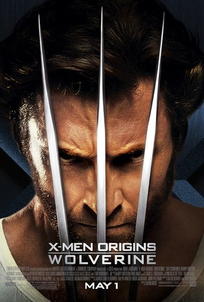 X-Men Origins: Wolverine - Movie Poster (thumbnail)