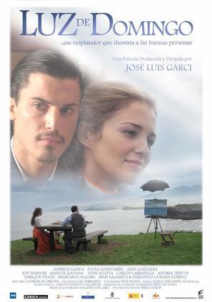 Luz de domingo - Spanish Movie Poster (thumbnail)