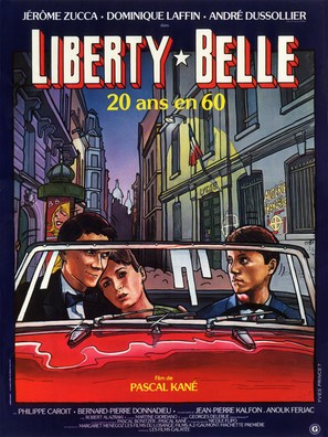 Liberty belle - French Movie Poster (thumbnail)
