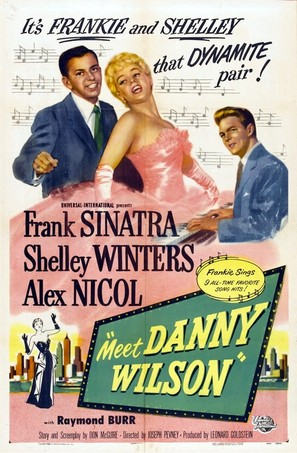 Meet Danny Wilson - Movie Poster (thumbnail)