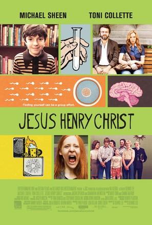 Jesus Henry Christ - Movie Poster (thumbnail)