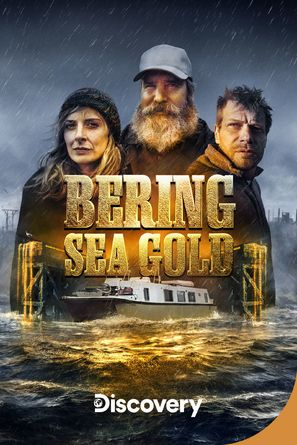"""Bering Sea Gold"" - Movie Poster (thumbnail)"