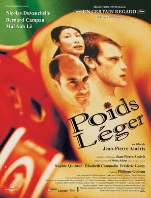 Poids léger - French Movie Poster (thumbnail)