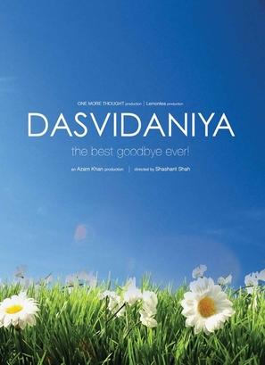 Dasvidaniya - Indian Movie Poster (thumbnail)