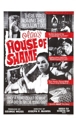 Olga's House of Shame - Movie Poster (thumbnail)