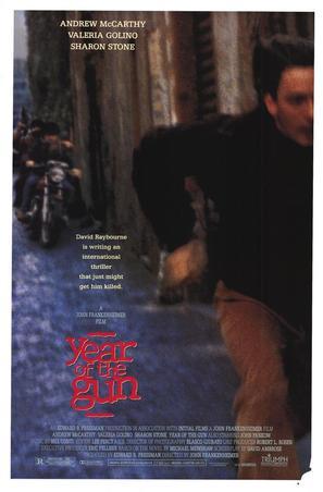 Year of the Gun - Movie Poster (thumbnail)