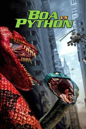 Boa vs. Python - Movie Poster (thumbnail)