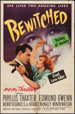 Bewitched - Movie Poster (thumbnail)