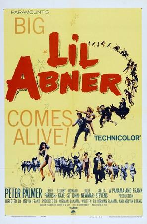 Li'l Abner - Movie Poster (thumbnail)