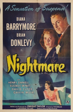 Nightmare - Movie Poster (thumbnail)