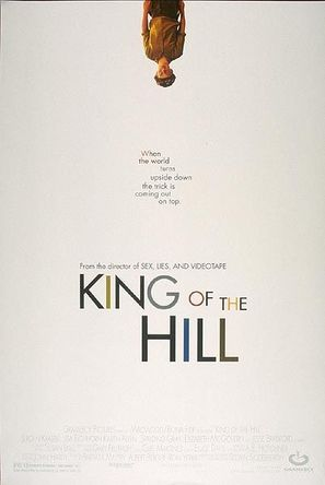 King of the Hill - Movie Poster (thumbnail)