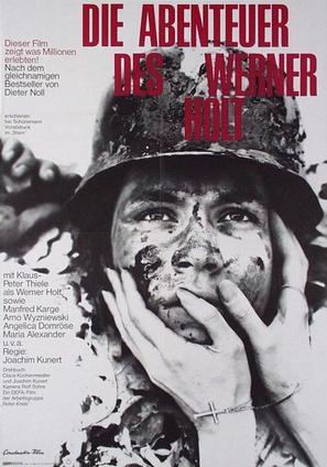 Die Abenteuer des Werner Holt - German Movie Poster (thumbnail)