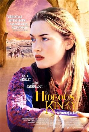 Hideous Kinky - Movie Poster (thumbnail)