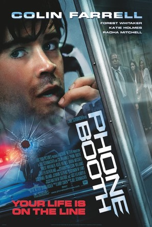Phone Booth - Movie Poster (thumbnail)