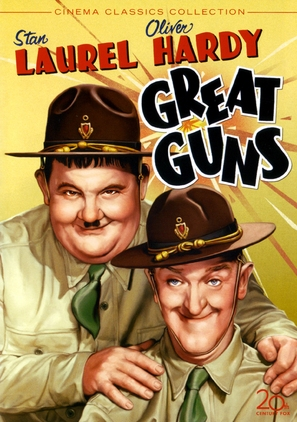 Great Guns - DVD cover (thumbnail)