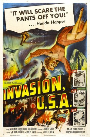 Invasion USA - Theatrical poster (thumbnail)